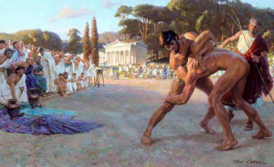 MMA Origins